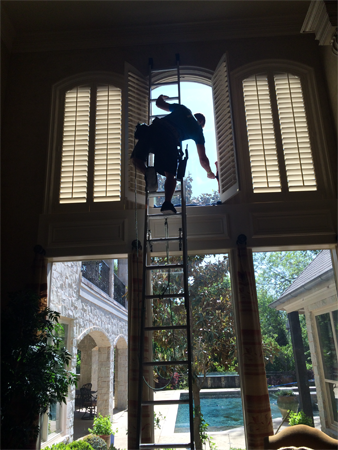 Window Cleaning Benefits