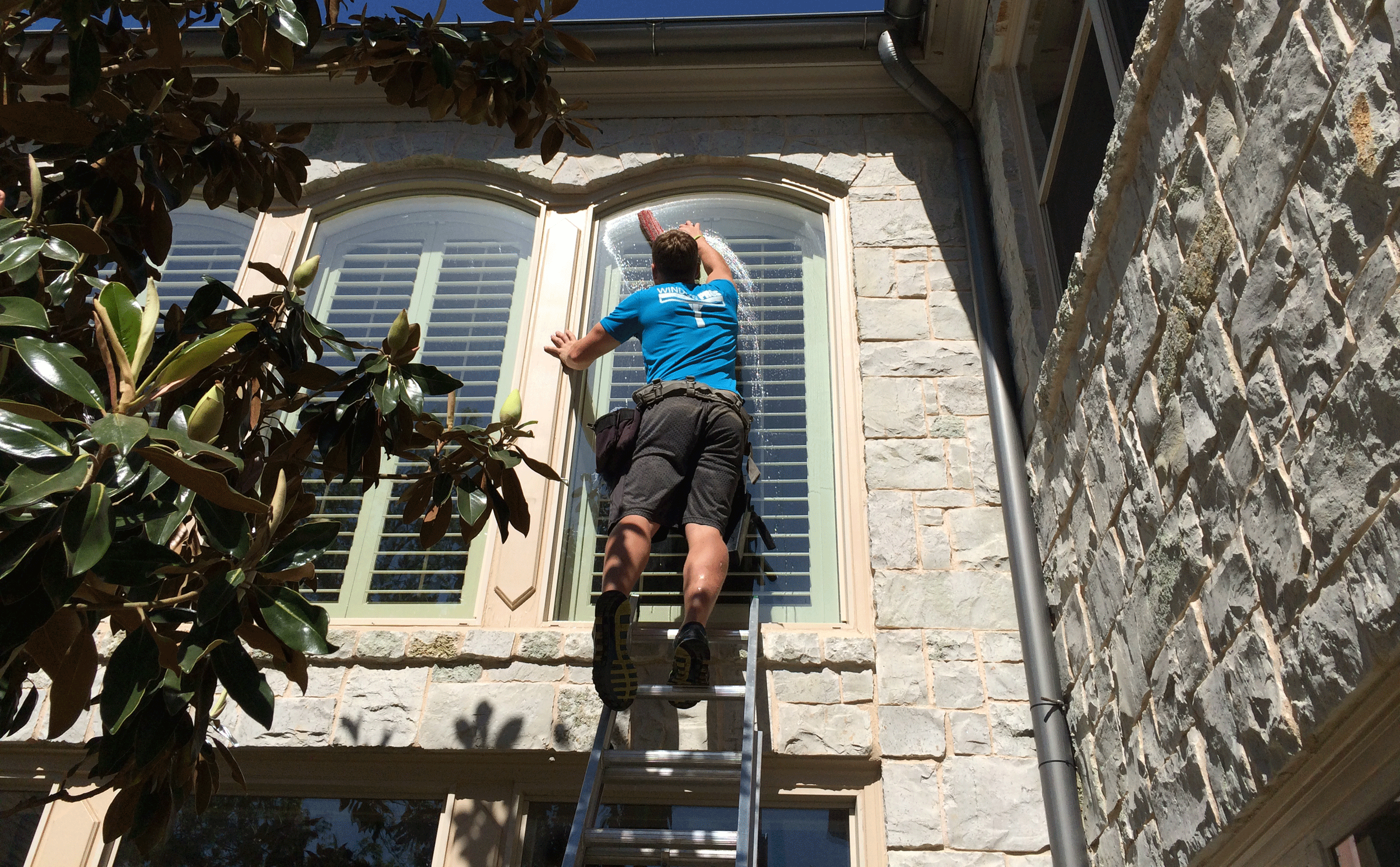Residential Window Washing